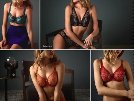 Nouvelle collection lingerie Empreinte