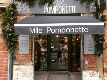 Mademoiselle Pomponette : votre boutique de lingerie à L'Isle Jourdain