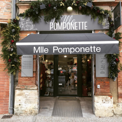 boutique mademoiselle pomponette l isle jourdain