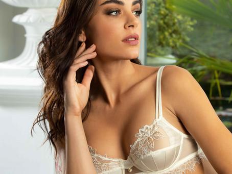 Nouvelle collection lingerie de mariage