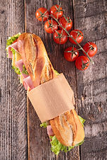 sandwich saverdun Le point chaud