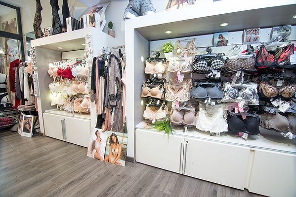 boutique lingerie femme L'isle jourdain