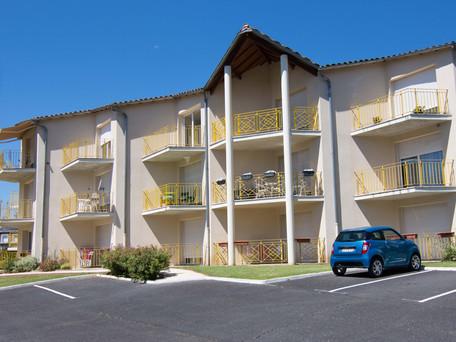 Agora, une résidence services proche des seniors