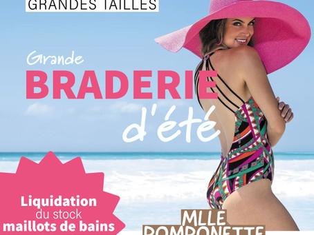 Braderie maillots de bain à L'Isle Jourdain - samedi 11 septembre 2021