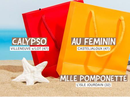 C'est parti pour les soldes maillots de bain, lingerie, beachwear à L'Isle Jourdain