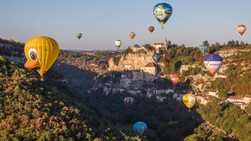 Montgolfiades de Rocamadour 29 et 30 septembre 2019