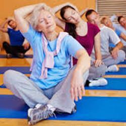 older folk pilates