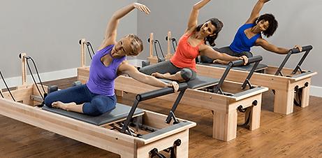 Pilates Weymouth | Reformer