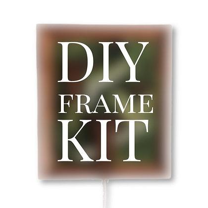 DIY Moss Frame Kit
