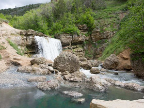 SOAK IN HOT SPRINGS CLOSE TO HOME