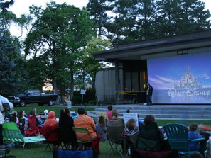 ENJOY SOME MOVIES IN THE GREAT OUTDOORS!