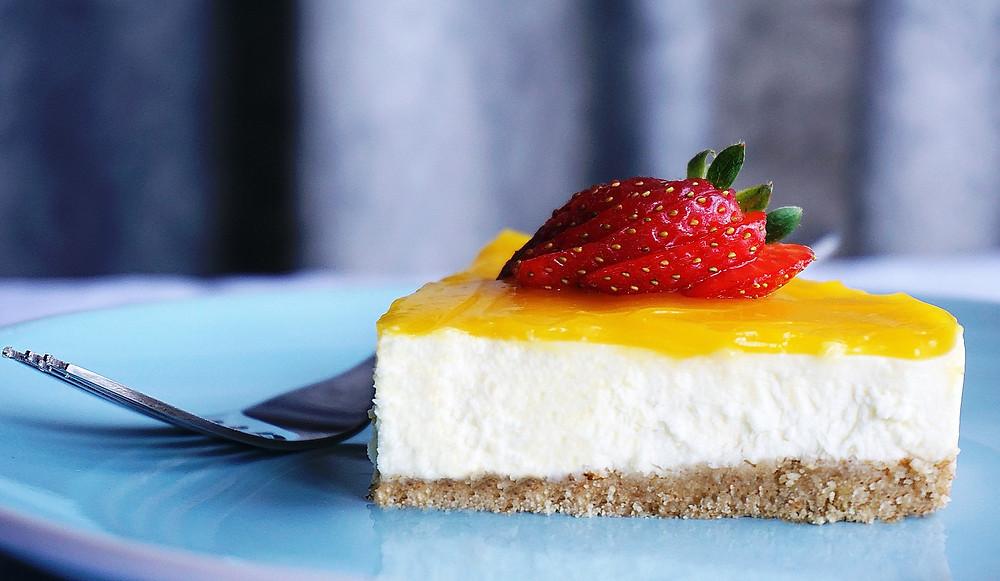 Boxed dessert