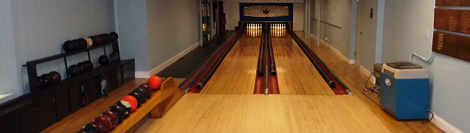 Mountain Lakes Club Bowling Alley