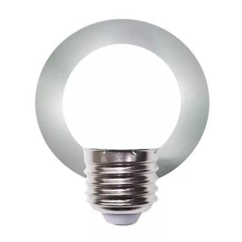 Lâmpada Bolinha 1w Branco Frio 127v
