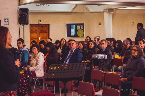 Seminario Informativo CONAEV Región de Los Lagos