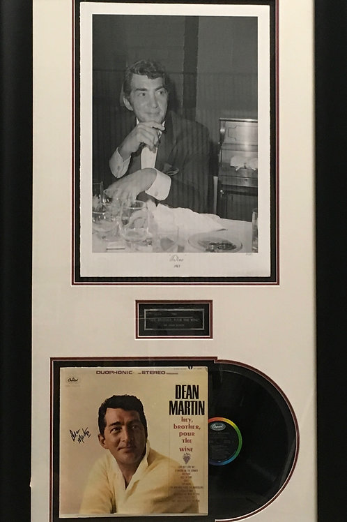 Dean Martin *Signed