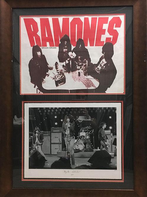 The Ramones poster & photo