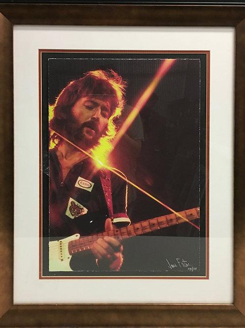 Eric Clapton photo *Signed