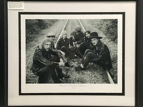 Allman Brothers Band 1969 photo