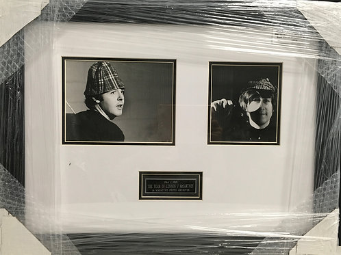 """The Team Lennon 1964/ McCartney 1965"""