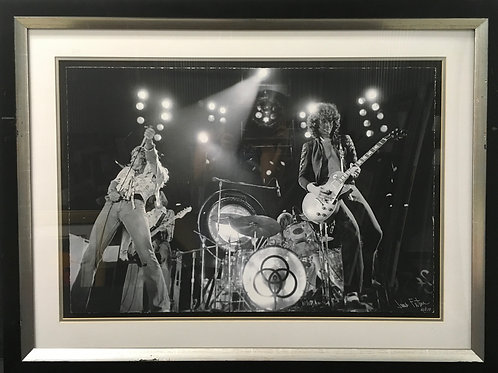 Led Zeppelin photo *Signed