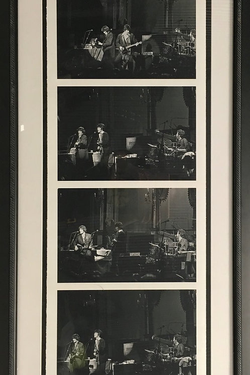 "The Band ""The Last Waltz"" photo series *Signed"
