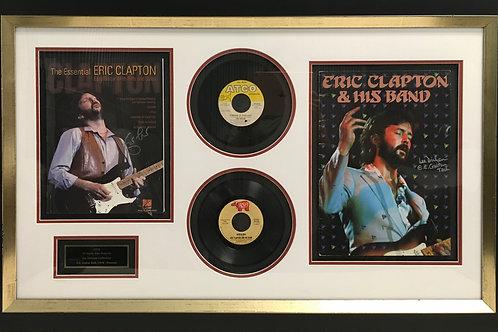 Eric Clapton 1979 1st Japan Tour *Signed
