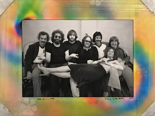 Grateful Dead photo *Signed