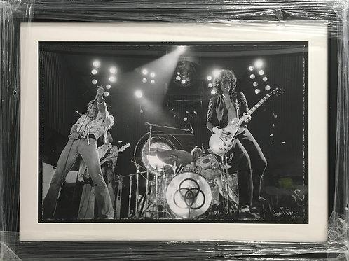 Led Zeppelin photo *Signed