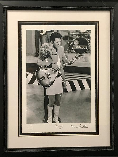 "Elvis Presley & Nancy Sinatra ""Speedway 1968"" *Signed"