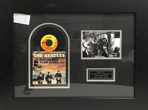 "The Beatles February 1964 ""The Train Ride to Washington D.C."""
