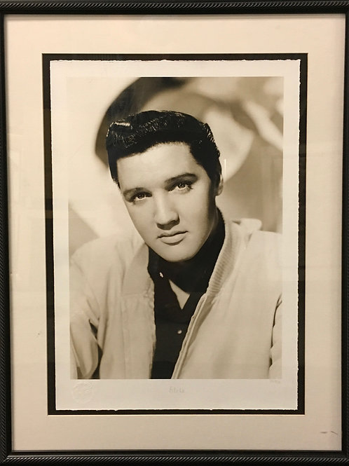 "Elvis Presley headshot ""Elvis"""