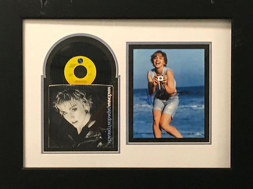 Madonna RS cover photo *Signed