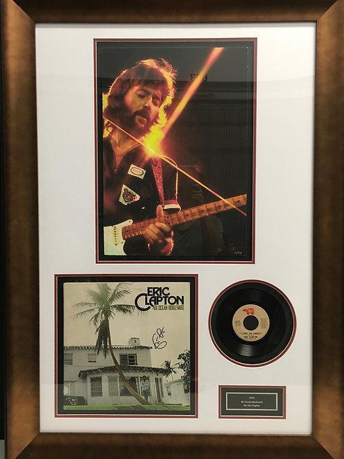 Eric Clapton 461 Ocean Boulevard *Signed