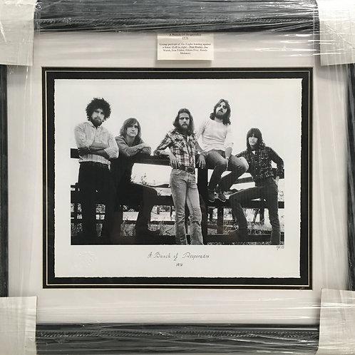 """The Eagles: """"A Bunch of Desperados 1976"""" photo"""