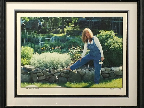 Carly Simon photo *Signed