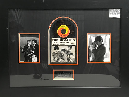 The Beatles -- The Ed Sullivan Show