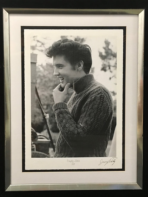 """Simply Elvis 1957"" *Signed"