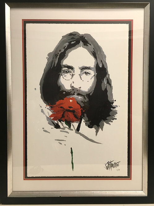 John Lennon by Joe Petruccio
