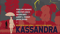 Kassandra - Excerpts from the Opera_Mome