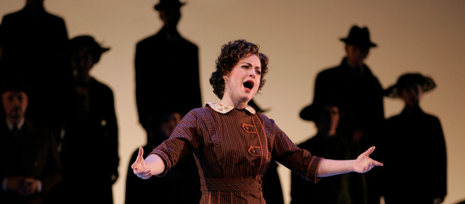 Lisa in La Sonnambula