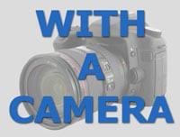 Con una cámara, determine quién causó una colisión