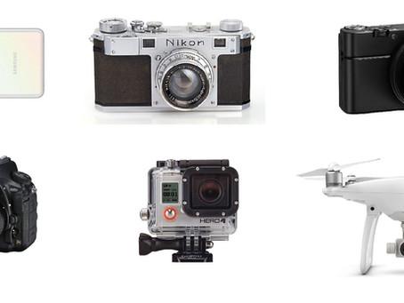 Qué cámara usar con Fotogrametría y PhotoModeler?