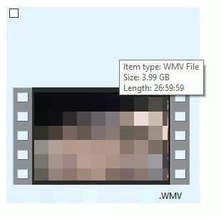 ¿Dónde está el resto del video?