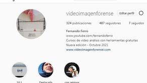 Enlaces del Instagram VIDEOIMAGENFORENSE