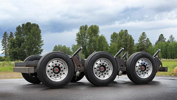 6-Wheel Axleless Module