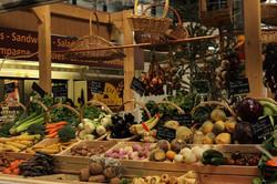 Albi covered market