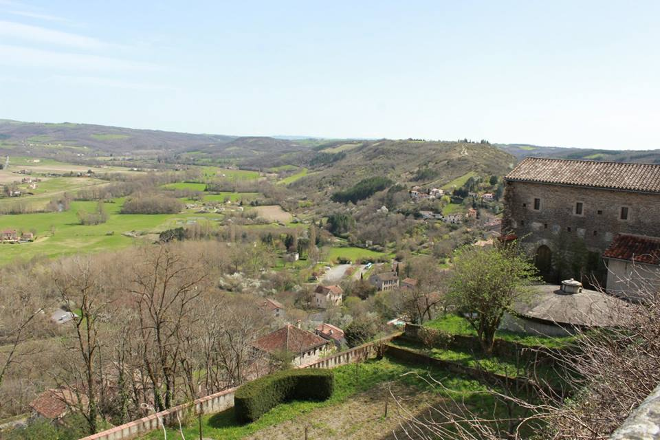 View from Cordes