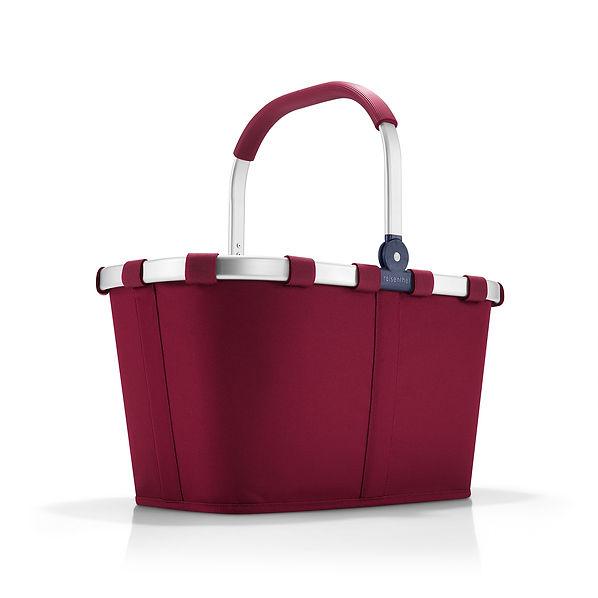 carrybag von reisenthel in rot