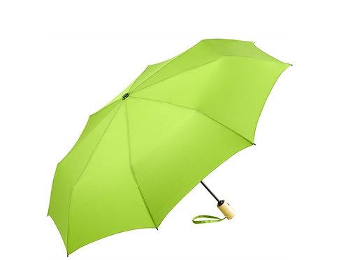 Taschenschirm in hellgrün